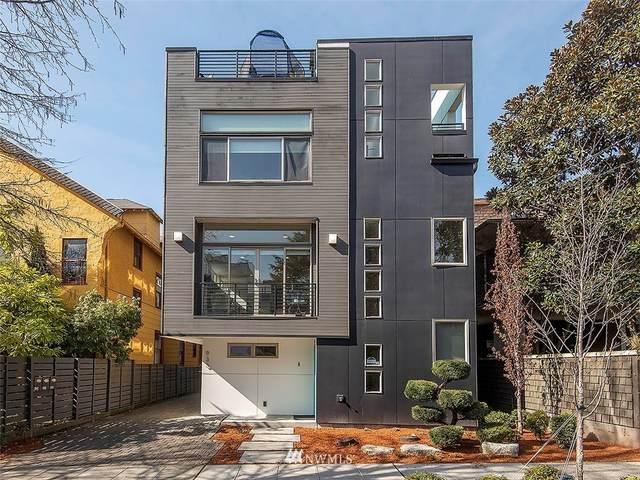 933 14th Avenue, Seattle, WA 98122 (#1759668) :: Northwest Home Team Realty, LLC