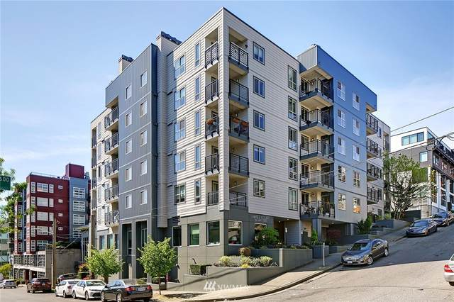 769 Hayes Street #406, Seattle, WA 98109 (#1759704) :: Tribeca NW Real Estate