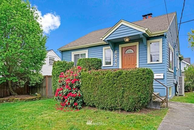 6545 Cleopatra NW, Seattle, WA 98117 (#1759706) :: Ben Kinney Real Estate Team