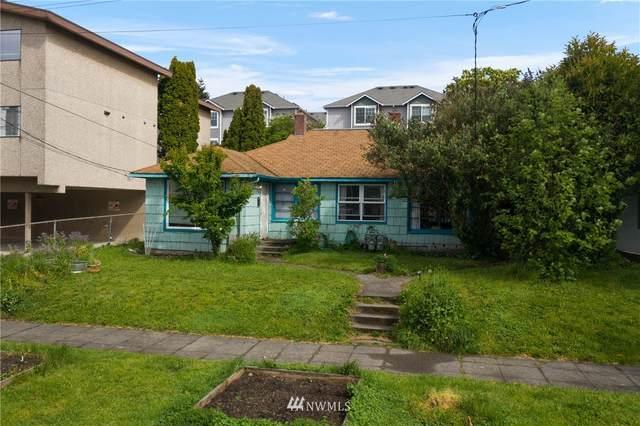 2636 NW 56th Street, Seattle, WA 98107 (#1759758) :: Ben Kinney Real Estate Team
