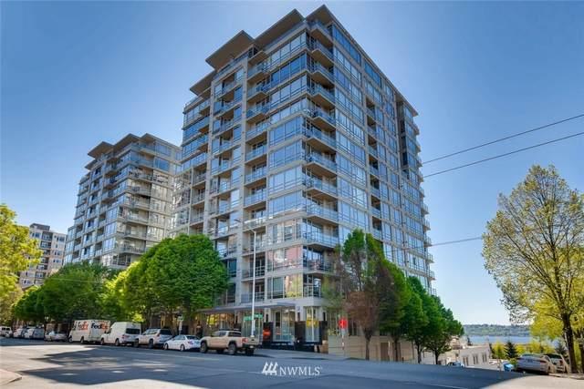 2929 1st Avenue #716, Seattle, WA 98121 (#1759819) :: Lucas Pinto Real Estate Group