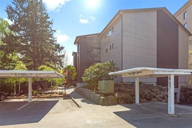 9201 NE Juanita Drive #407, Kirkland, WA 98034 (#1759842) :: Shook Home Group