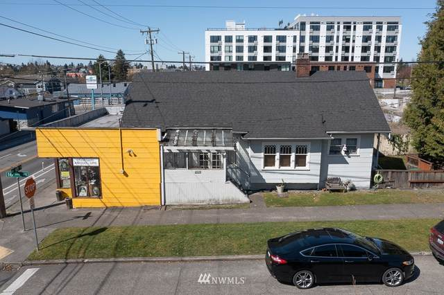 1516 NE 65th Street, Seattle, WA 98115 (#1759873) :: Ben Kinney Real Estate Team