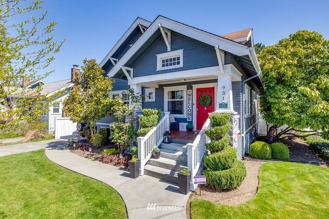 931 Colby Avenue, Everett, WA 98201 (#1759905) :: Better Properties Lacey
