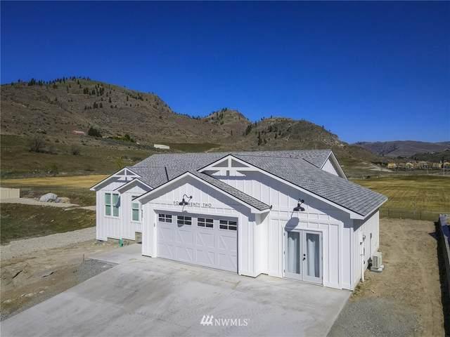 422 Sunny Brooke Lane, Chelan, WA 98816 (#1759969) :: Northwest Home Team Realty, LLC