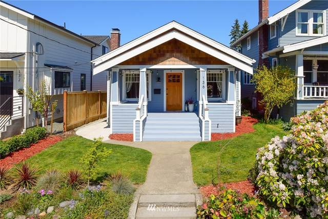 136 NE 52nd Street, Seattle, WA 98105 (#1759989) :: Shook Home Group