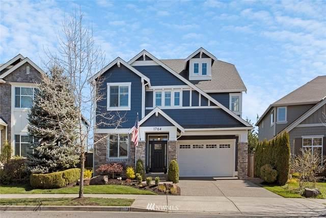 1764 272nd Place SE, Sammamish, WA 98075 (#1760007) :: Northwest Home Team Realty, LLC