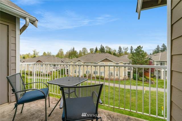 710 240th Way SE A303, Sammamish, WA 98074 (#1760140) :: Mike & Sandi Nelson Real Estate