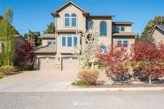 2148 W Honeysett Road, Wenatchee, WA 98801 (#1760141) :: Engel & Völkers Federal Way