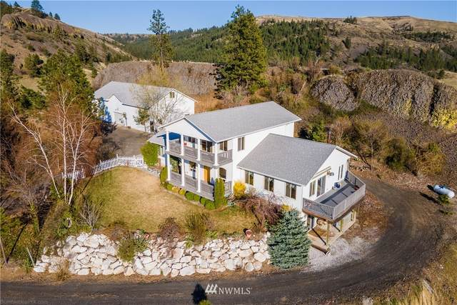 39650 Miles Creston Road, Davenport, WA 99122 (#1760146) :: Shook Home Group
