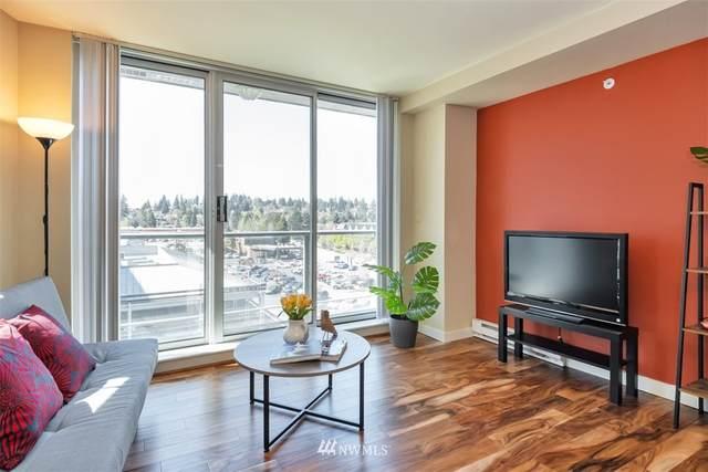 1100 106th Avenue NE #409, Bellevue, WA 98004 (#1760160) :: Better Properties Lacey