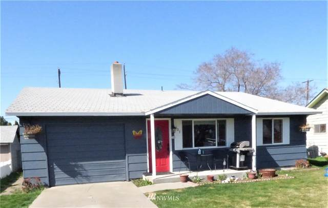 603 N Pacific Street, Ellensburg, WA 98926 (MLS #1760223) :: Community Real Estate Group