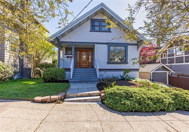 361 Crockett Street, Seattle, WA 98109 (#1760263) :: Better Properties Real Estate