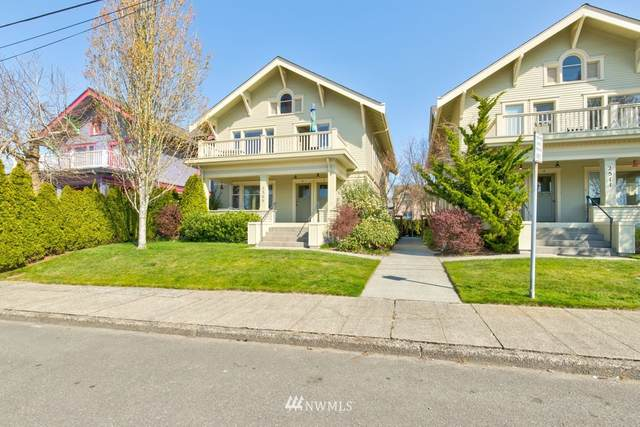 2505 California Street A, Everett, WA 98201 (#1760325) :: Northwest Home Team Realty, LLC