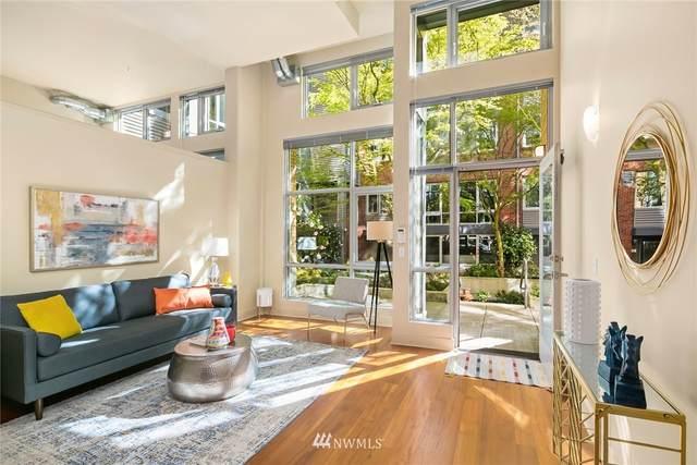 530 Broadway E #112, Seattle, WA 98102 (#1760327) :: Shook Home Group