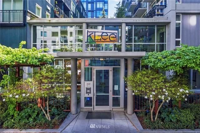 2717 Western Avenue #9012, Seattle, WA 98121 (#1760337) :: McAuley Homes