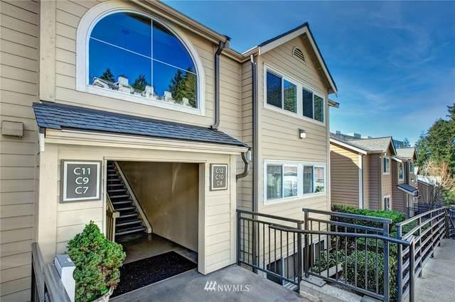 13021 SE 38th St Street C-11, Bellevue, WA 98006 (#1760359) :: Better Properties Lacey
