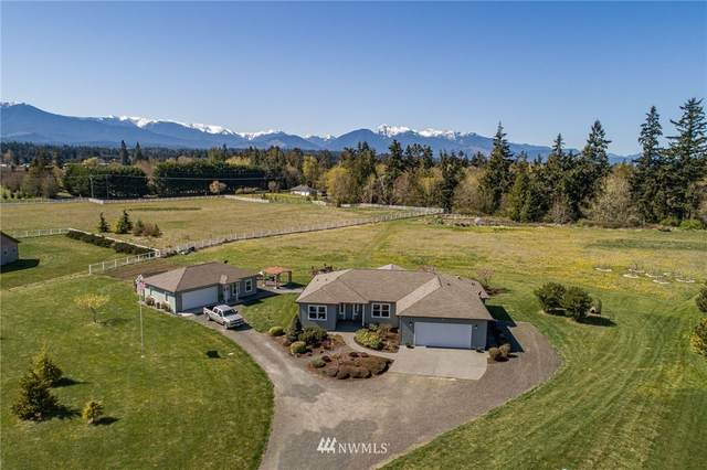 105 Marigold Lane, Sequim, WA 98382 (#1760404) :: Mike & Sandi Nelson Real Estate