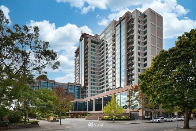 177 107th Avenue NE #916, Bellevue, WA 98004 (#1760436) :: McAuley Homes
