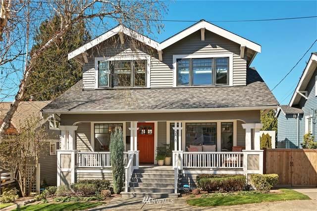 206 Hayes Street, Seattle, WA 98109 (#1760444) :: Mike & Sandi Nelson Real Estate