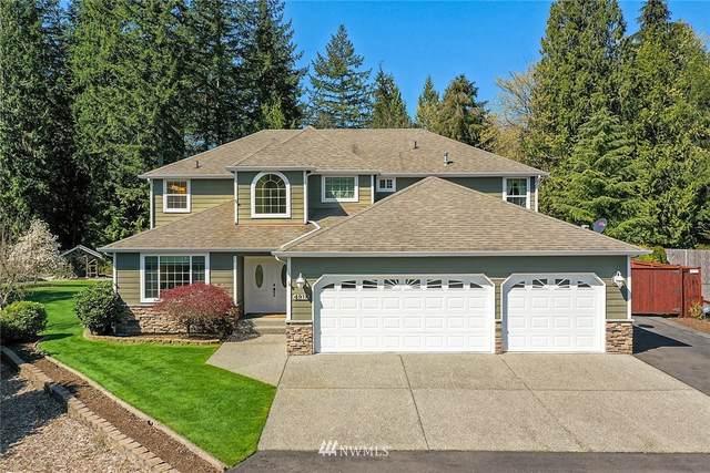 4918 257th Street NE, Arlington, WA 98223 (#1760499) :: Northwest Home Team Realty, LLC