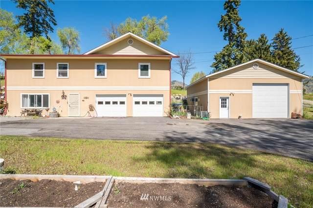 6160 Pioneer Dr, Cashmere, WA 98815 (#1760506) :: Mike & Sandi Nelson Real Estate
