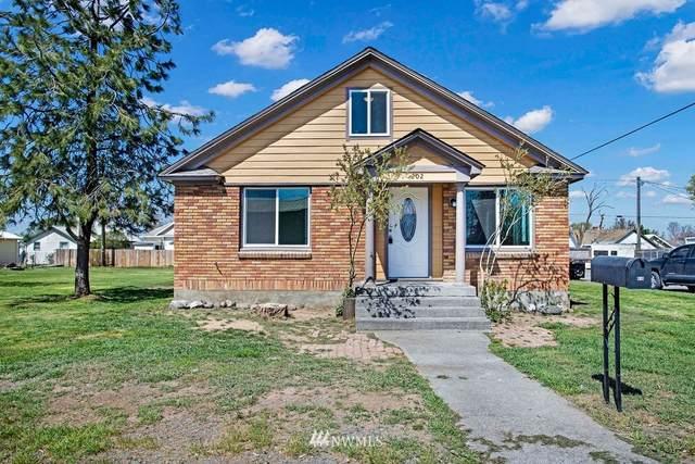 202 W Birch Avenue, Ritzville, WA 99169 (#1760508) :: Provost Team | Coldwell Banker Walla Walla
