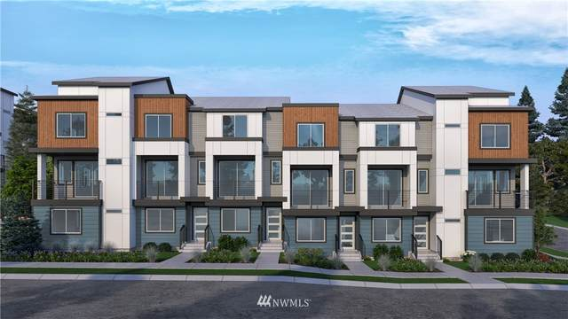 2327 N 147th Street NE C, Shoreline, WA 98133 (#1760679) :: Keller Williams Western Realty