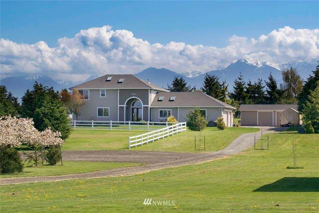 96 Buckhorn Road, Sequim, WA 98382 (#1760776) :: Better Homes and Gardens Real Estate McKenzie Group