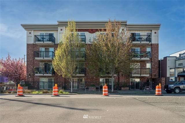 1001 N State Street #402, Bellingham, WA 98225 (#1760794) :: Ben Kinney Real Estate Team