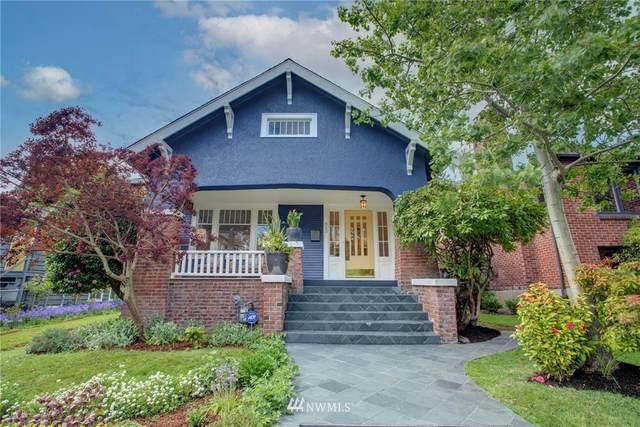 323 32nd Avenue, Seattle, WA 98122 (#1760813) :: Ben Kinney Real Estate Team