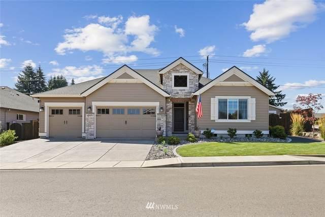 5801 NE 120th Street, Vancouver, WA 98686 (#1760840) :: Keller Williams Realty