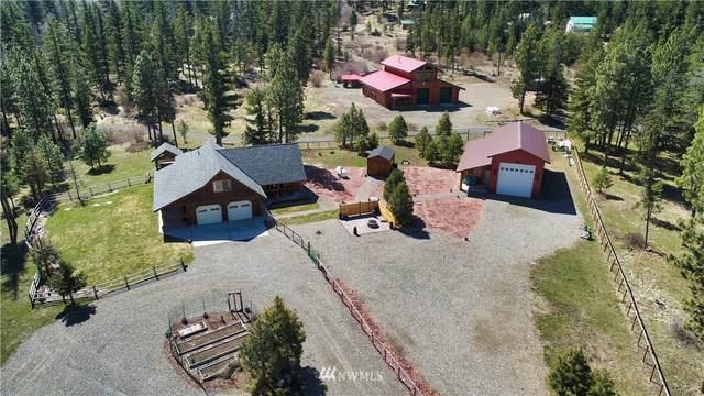122 Colfax Road, Cle Elum, WA 98922 (#1760845) :: Northwest Home Team Realty, LLC