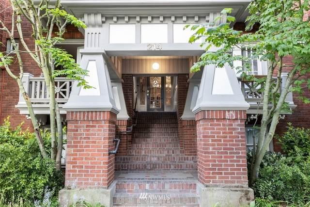 214 13th Avenue E, Seattle, WA 98102 (#1760929) :: McAuley Homes