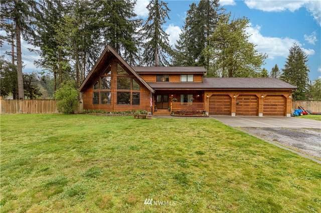 1293 Monte Elma Road, Elma, WA 98541 (#1760933) :: Icon Real Estate Group