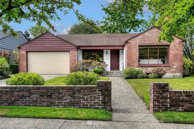 1943 Clise Place W, Seattle, WA 98199 (#1760941) :: Ben Kinney Real Estate Team