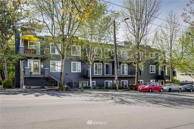 115 W Galer #101, Seattle, WA 98119 (#1760953) :: Ben Kinney Real Estate Team