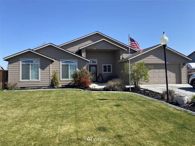 353 SE Dandero, Moses Lake, WA 98837 (#1761038) :: Tribeca NW Real Estate