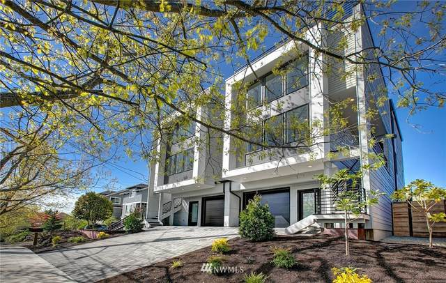 2022 S Norman Street B, Seattle, WA 98144 (#1761141) :: Costello Team