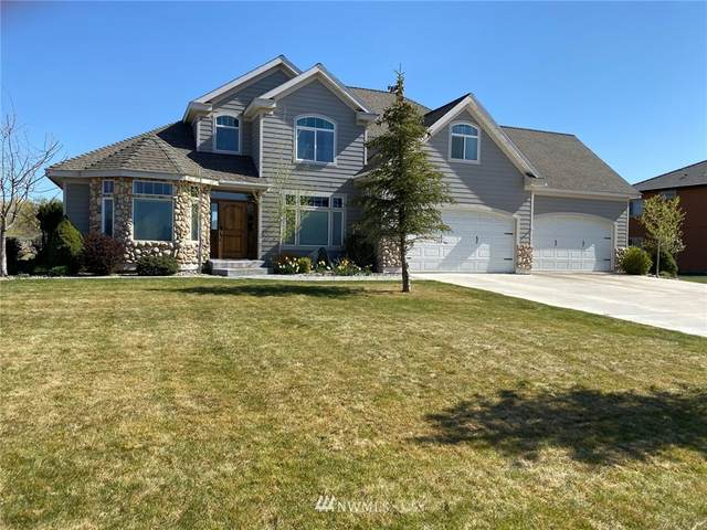 7298 Dune Lake Road SE, Moses Lake, WA 98837 (#1761200) :: Engel & Völkers Federal Way
