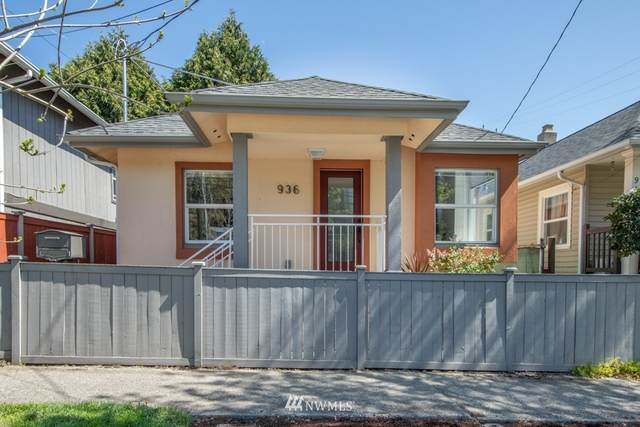 936 Martin Luther King Jr. Wy S, Seattle, WA 98144 (#1761244) :: Shook Home Group
