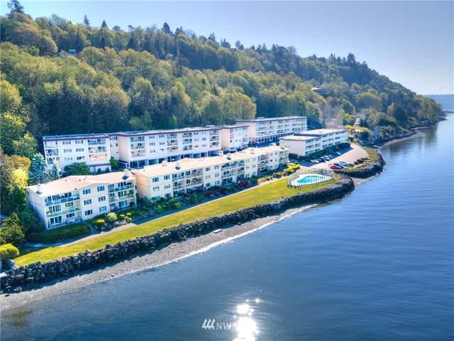 10203 47th Avenue SW B7, Seattle, WA 98146 (#1761247) :: Northwest Home Team Realty, LLC