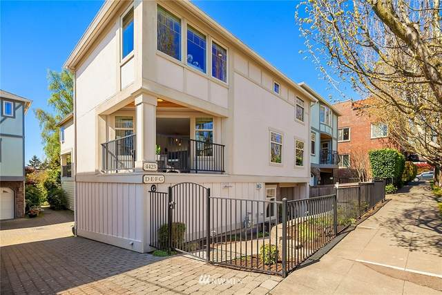 4423 Phinney Avenue N G, Seattle, WA 98103 (#1761270) :: Icon Real Estate Group