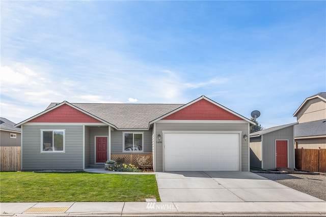 1406 E Hobert Avenue, Ellensburg, WA 98926 (#1761313) :: M4 Real Estate Group