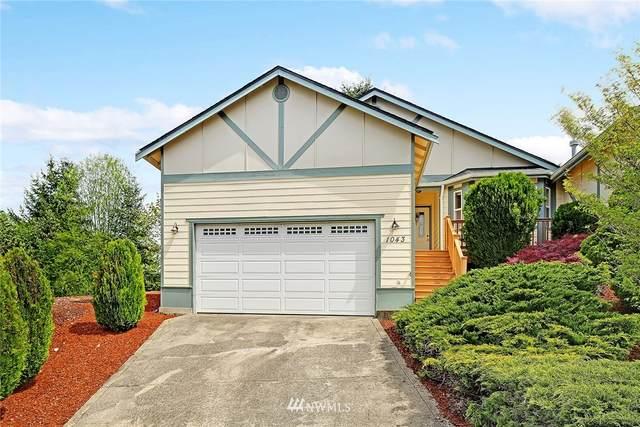1043 5th Street, Steilacoom, WA 98388 (MLS #1761395) :: Community Real Estate Group