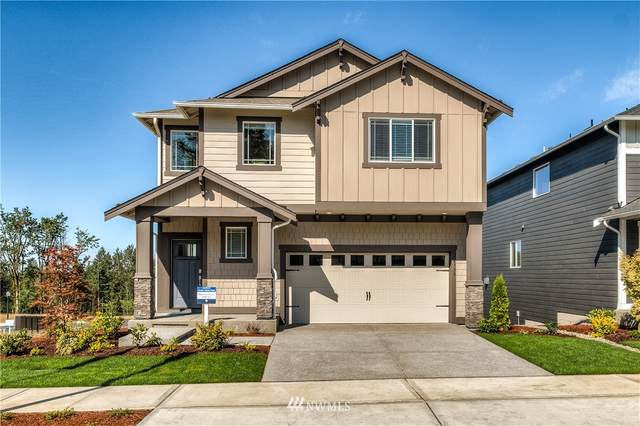 26327 203rd (Lot 54) Place SE, Covington, WA 98042 (#1761447) :: Shook Home Group