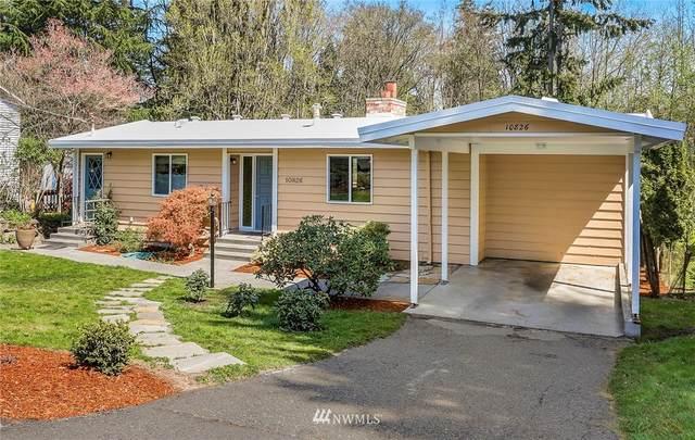 10826 10th Avenue SW, Seattle, WA 98146 (#1761478) :: Provost Team   Coldwell Banker Walla Walla