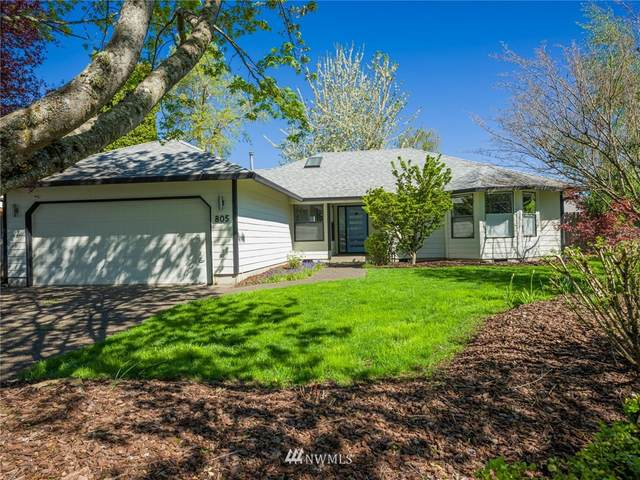 805 NE 159th Court, Vancouver, WA 98684 (#1761499) :: Icon Real Estate Group
