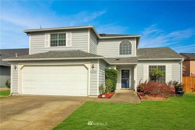 1430 Fitz Hugh Drive SE, Olympia, WA 98513 (MLS #1761521) :: Community Real Estate Group