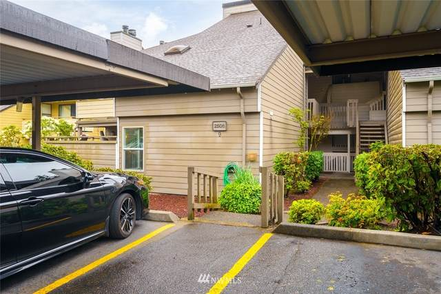 2506 S 317th Street #201, Federal Way, WA 98003 (#1761568) :: Better Properties Lacey